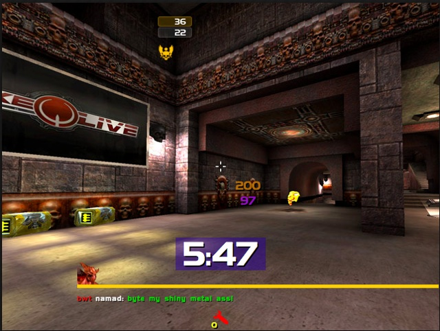 Page 2 - Browse - QLHUD: Custom HUDs for Quake Live - Your