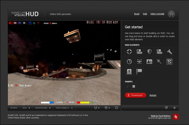HUD ID IC5V21 by eXuAls